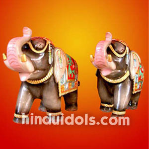 Animal and Figures / Lucky Elephant 1.25 fts